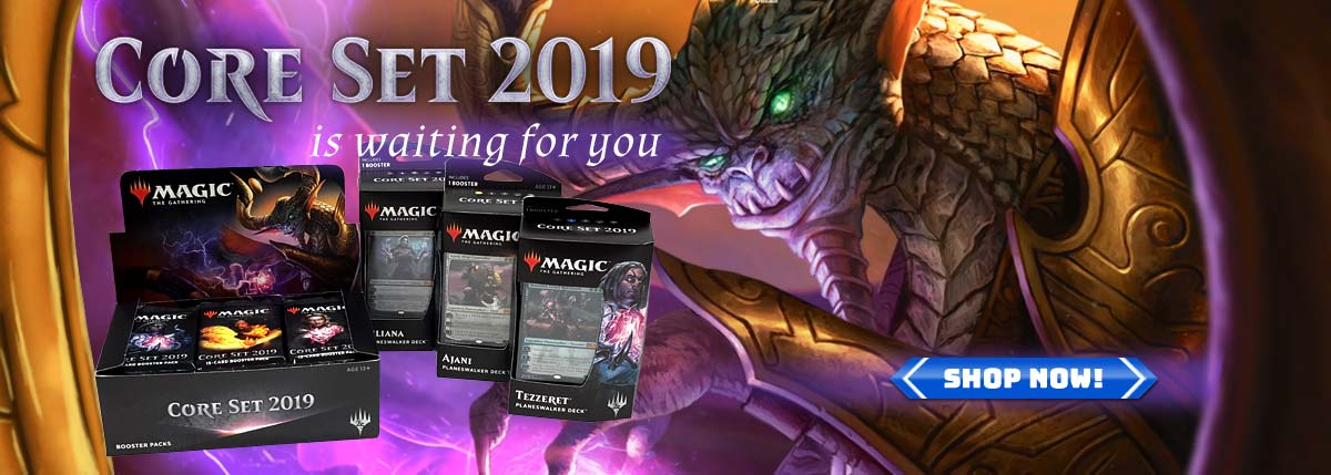 MTG Core Set 2019