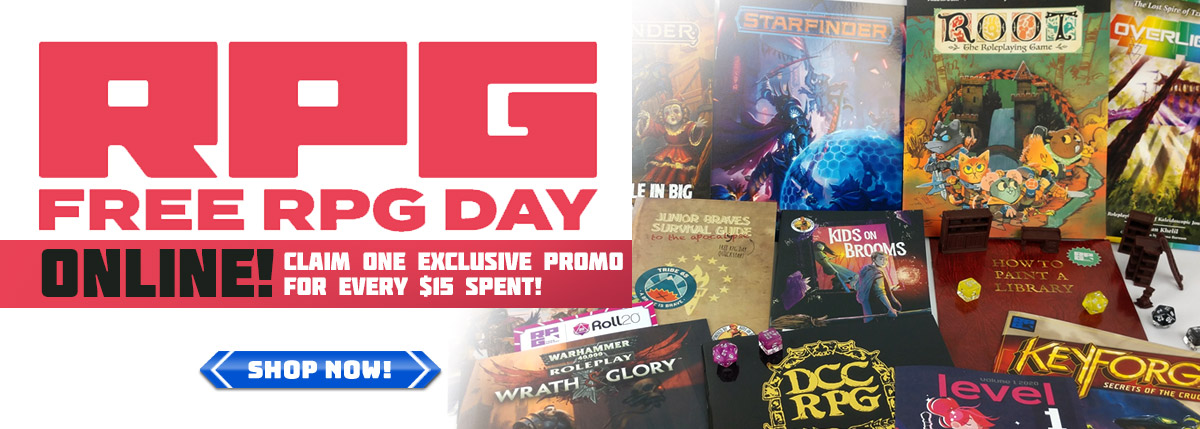 Free RPG Day Online