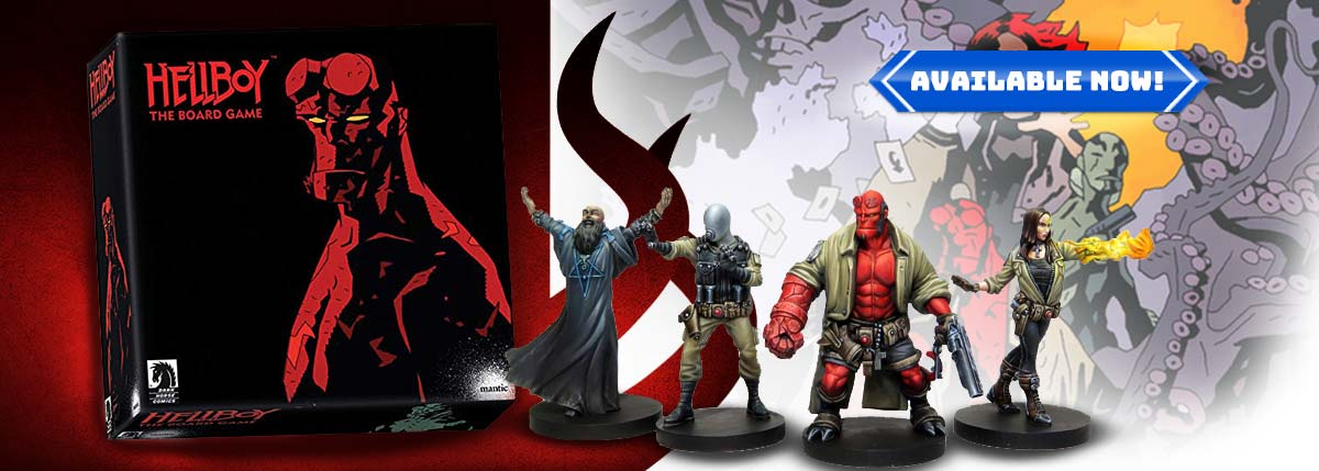 Hellboy available products