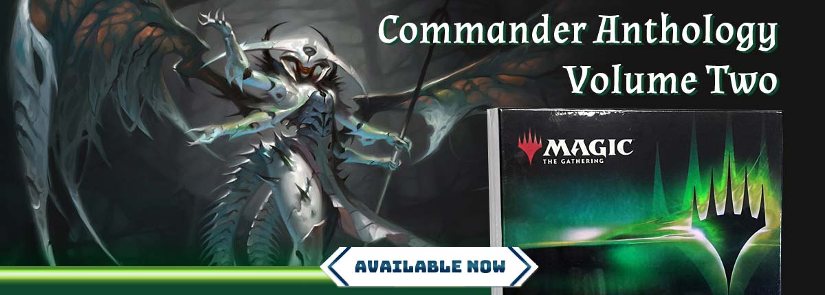 Commander Anthology Volume II