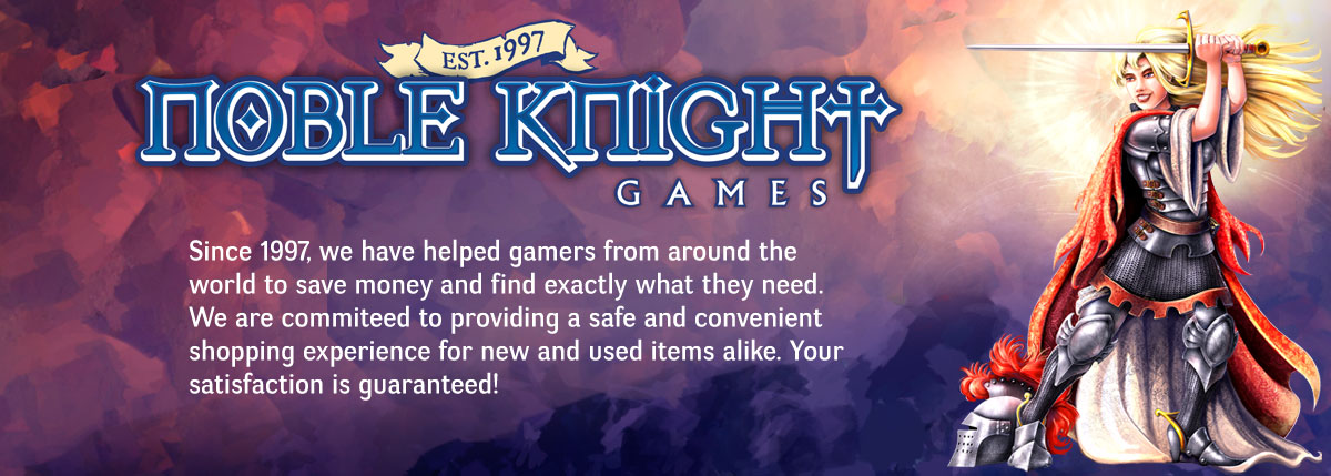 Noble Knight Games - RPGs, D&D, MtG, Board Games, Miniatures