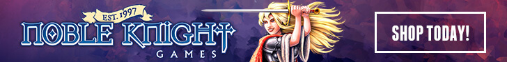 Noble Knight Games Banner